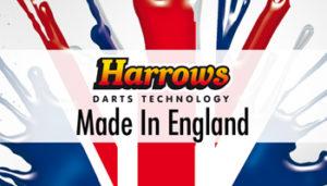 Harrows Darts Made in England