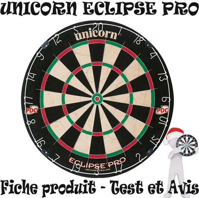 Cible Unicorn Eclipse Pro Test