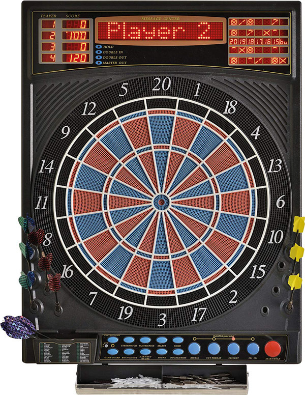 Cible électronique pro tournoi officielle Dartona JX2000