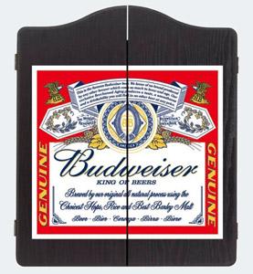 Armoire à fléchette Budweiser