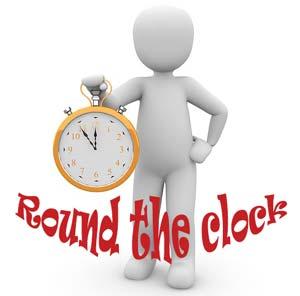 règles du jeu de fléchette round the clock
