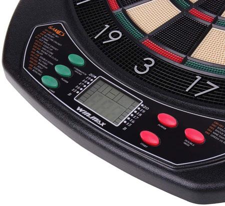 cible électronique de fléchette Winmax